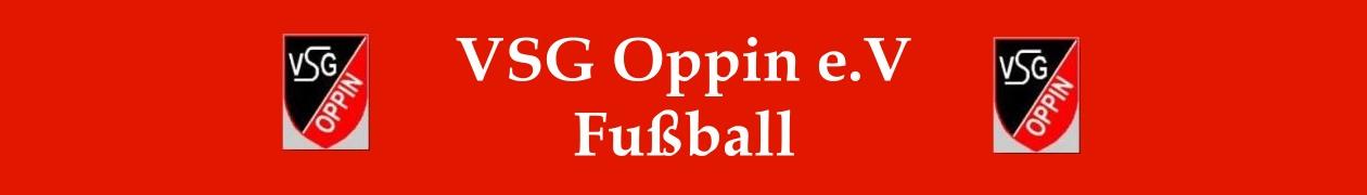 VSG Oppin – Fussball
