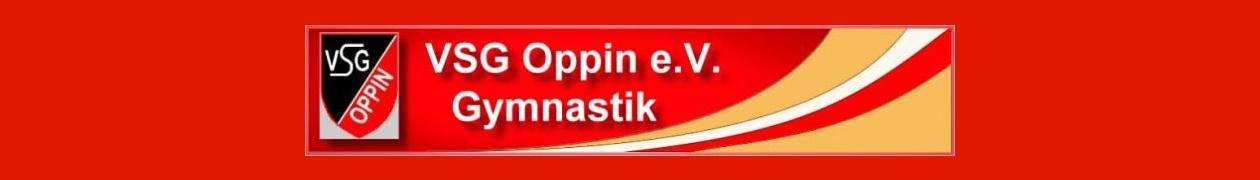 VSG Oppin – Gymnastik
